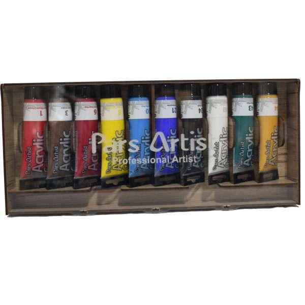 لیست قیمت 22 مدل رنگ اکریلیک در بازار + خرید