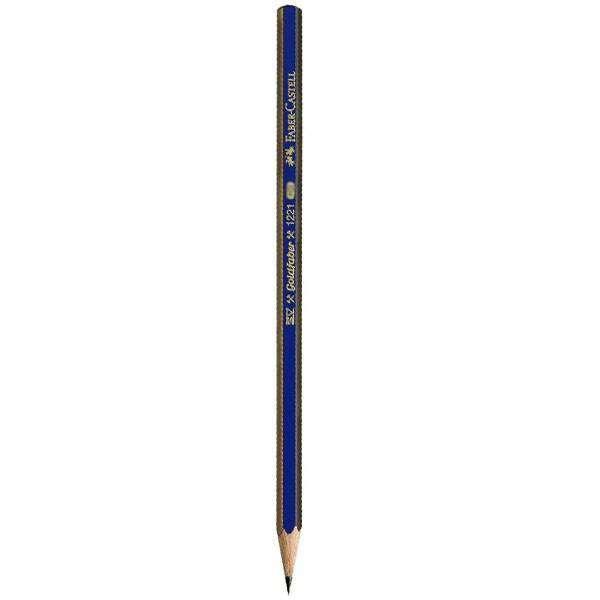 خرید اینترنتی 30 مدل مداد طراحی فابر کاستل از 12B تا 12H + قیمت