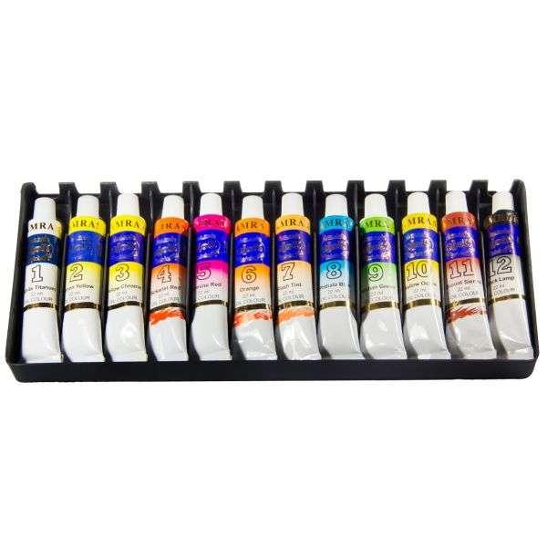 لیست قیمت 30 مدل رنگ اکریلیک در بازار + خرید