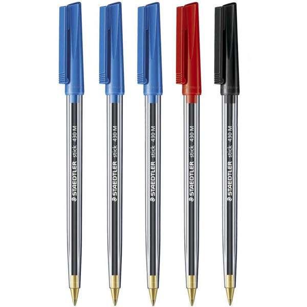 قیمت 30 مدل خودکار استدلر، آبی و قرمز و مشکی + خرید