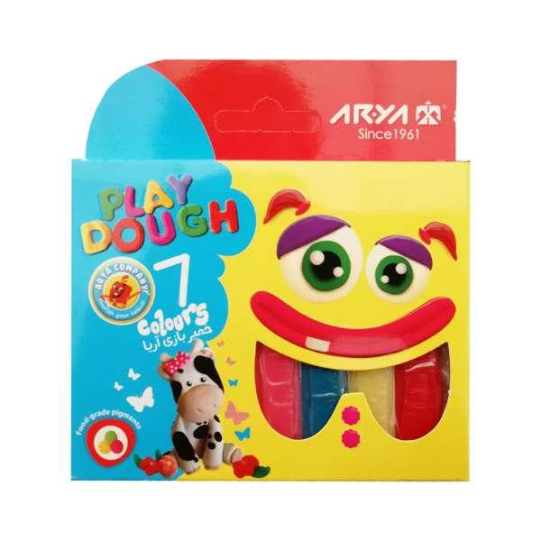خرید 30 مدل خمیر بازی بهداشتی با تمام رنگ ها + لیست قیمت