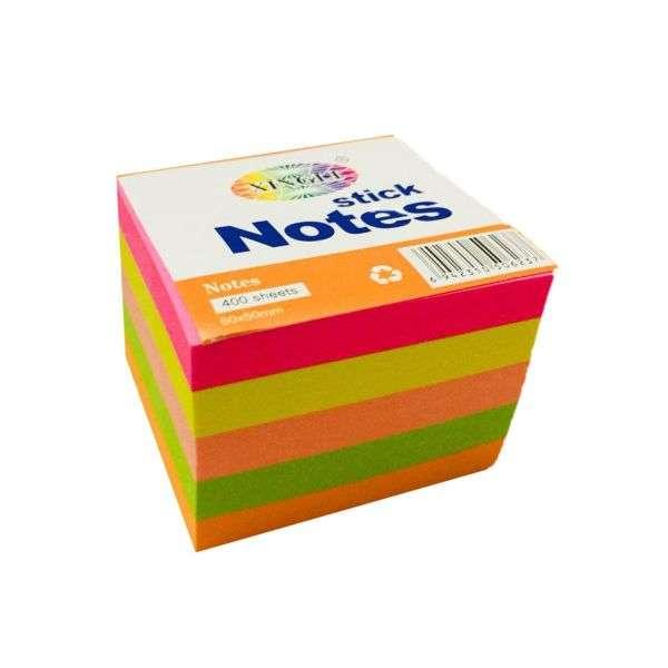 خرید اینترنتی 30 مدل کاغذ یادداشت چسب دار + قیمت
