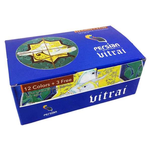 خرید انواع 30 مدل رنگ ویترای با کیفیت مناسب شیشه + قیمت مناسب